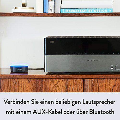 Amazon Echo Dot (2. Generation), Schwarz - 2