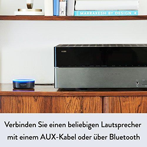 Amazon Echo Dot (2. Generation), Schwarz - 4