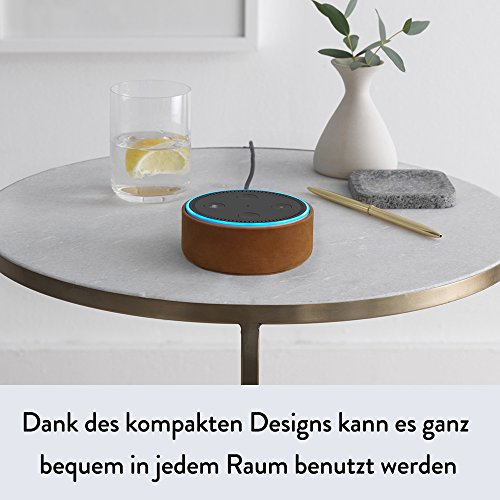 Amazon Echo Dot (2. Generation), Schwarz - 4