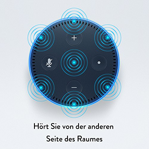 Amazon Echo Dot (2. Generation), Schwarz - 5