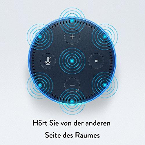 Amazon Echo Dot (2. Generation), Schwarz - 3