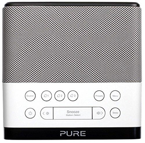 Pure Siesta Rise Radiowecker DAB / UKW weiß - 2
