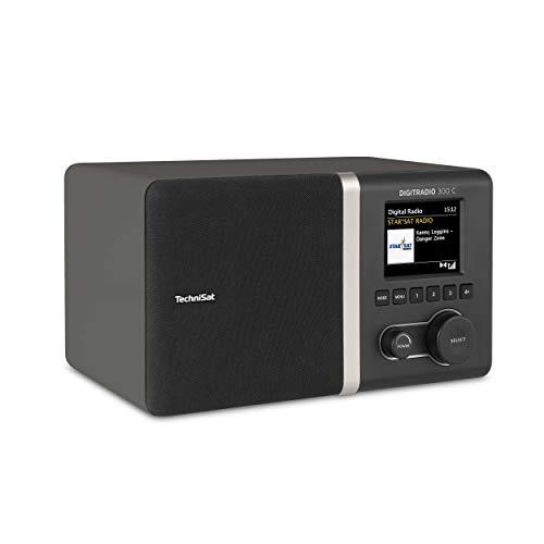 TechniSat DIGITRADIO 300 C DAB+/UKW schwarz