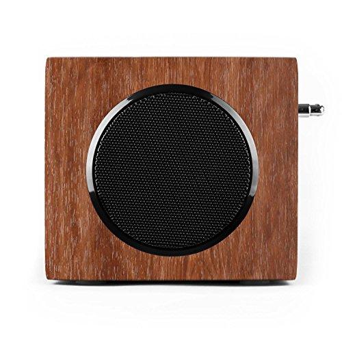 Auna DABStep Digitalradio DAB / DAB+ / UKW-Tuner braun - 4