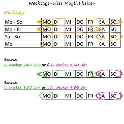 TZS First Austria – Projektionswecker FA-2421-9 - 7