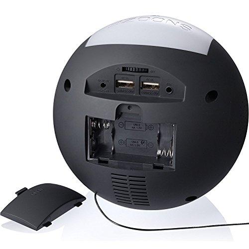 Raynic Digital Radiowecker Bluetooth Lautsprecher - 7
