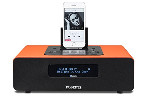 Roberts Radio Blutune65  2.1 Soundsystem orange