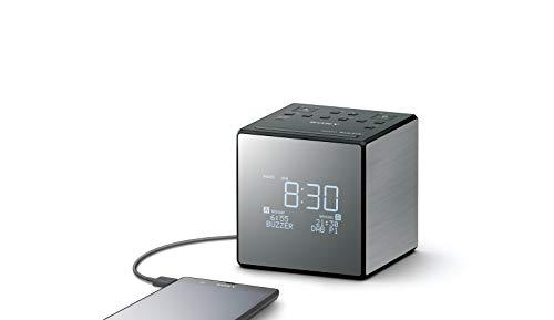 Sony XDR-C1DBP Radiowecker mit DAB+ - 4
