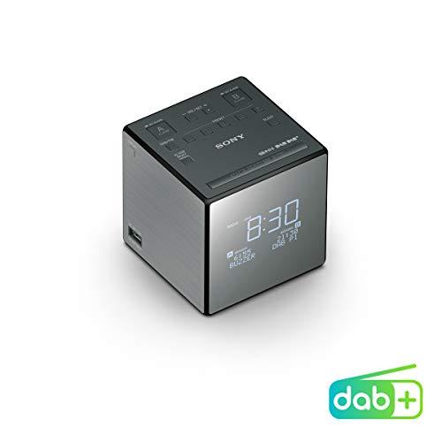 Sony XDR-C1DBP Radiowecker mit DAB+ - 3