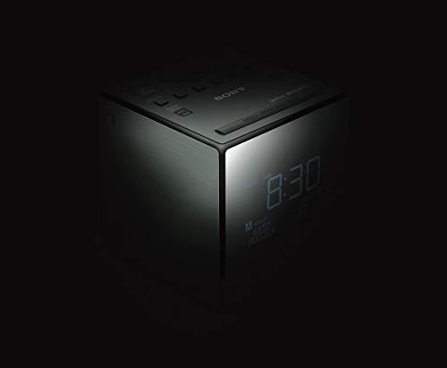 Sony XDR-C1DBP Radiowecker mit DAB+ - 5