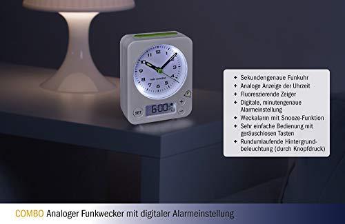 TFA Dostmann Funkwecker Modell 60.1511.02 - 5