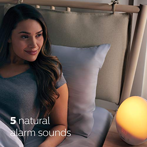 Philips HF3520/01 Wake-Up Light Lichtwecker - 7