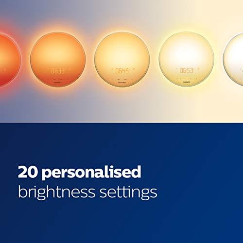 Philips HF3520/01 Wake-Up Light Lichtwecker - 5