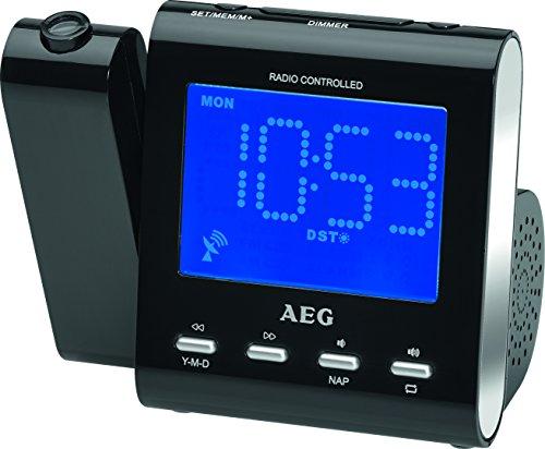 AEG MRC 4122 F N Projektionswecker - 2