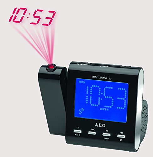 AEG MRC 4122 F N Projektionswecker - 3