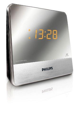 Philips AJ 3231 Radiowecker silber