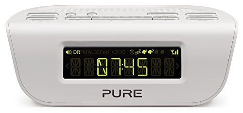 Pure VL-61777 Siesta Mi Serie II Radiowecker DAB+/UKW-Tuner - 2