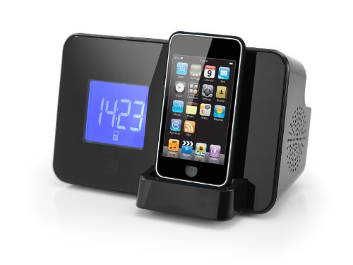AudioSonic CL-1461 Radiowecker für Apple Dockingstation