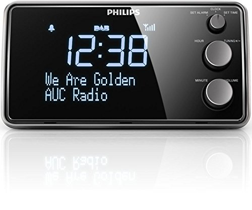 Philips AJB3552/12 Radiowecker - 2