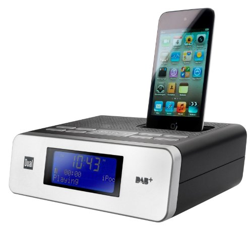 Dual DAB CR 22 Dockingstation für Apple / DAB+Tuner