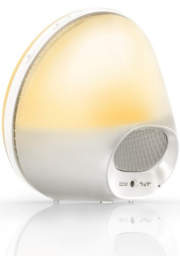 Philips HF3510/01 Wake-Up Light Lichtwecker - 2