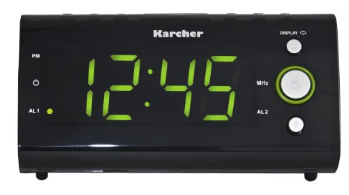 Karcher UR 1040-G Radiowecker - 4
