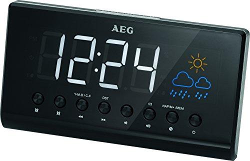 AEG MRC 4141 Projektionswecker