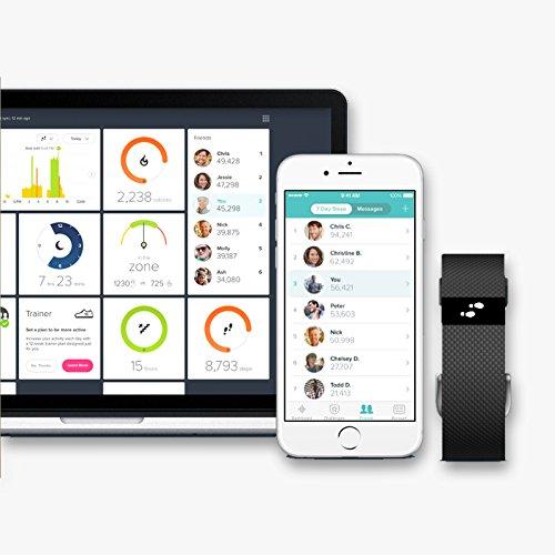 Fitbit Wristband CHARGE HR Aktivitätstracker - 11