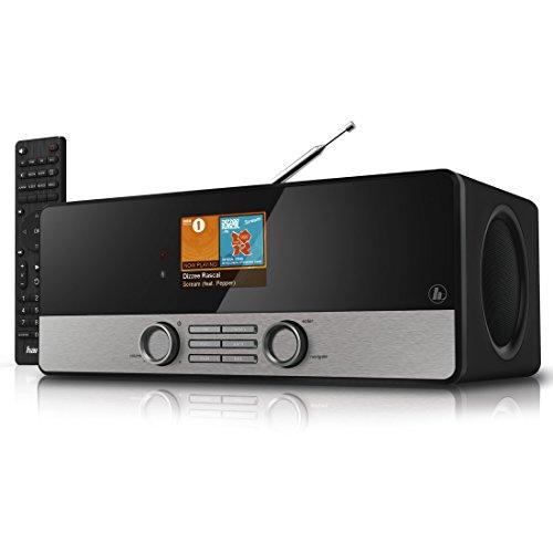Hama Internetradio DIR3100 (WLAN / LAN / DAB+ / DAB / FM)