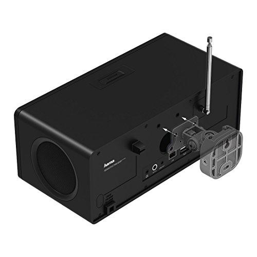 Hama Internetradio DIR3100 (WLAN / LAN / DAB+ / DAB / FM) - 12