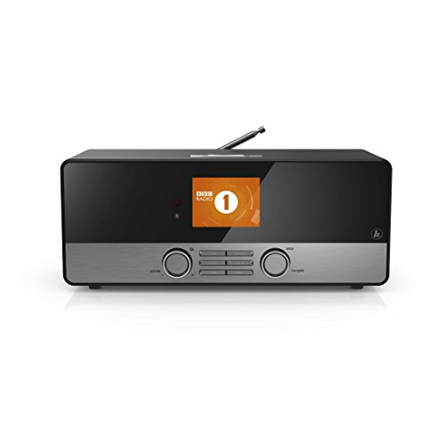 Hama Internetradio DIR3100 (WLAN / LAN / DAB+ / DAB / FM) - 16