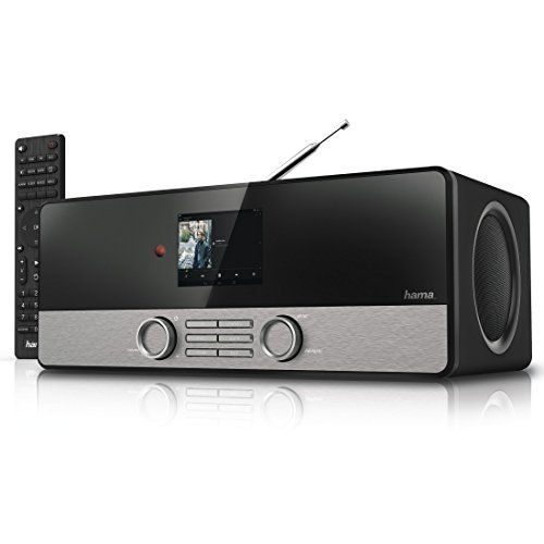 Hama Internetradio DIR3100 (WLAN / LAN / DAB+ / DAB / FM) - 17