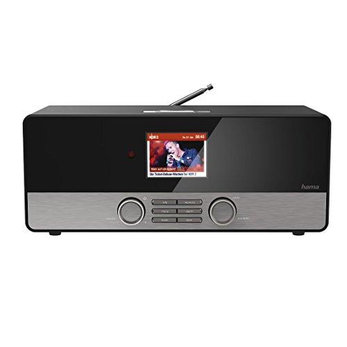 Hama Internetradio DIR3100 (WLAN / LAN / DAB+ / DAB / FM) - 18