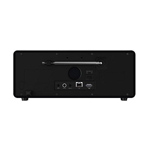 Hama Internetradio DIR3100 (WLAN / LAN / DAB+ / DAB / FM) - 23