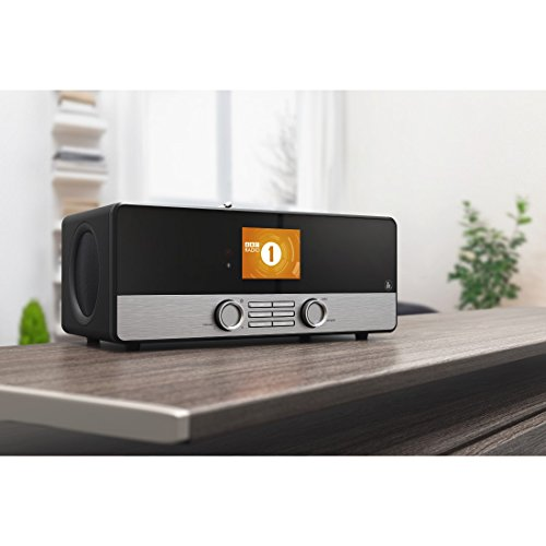 Hama Internetradio DIR3100 (WLAN / LAN / DAB+ / DAB / FM) - 5