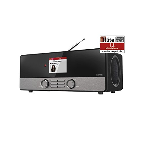 Hama Internetradio DIR3100 (WLAN / LAN / DAB+ / DAB / FM) - 20