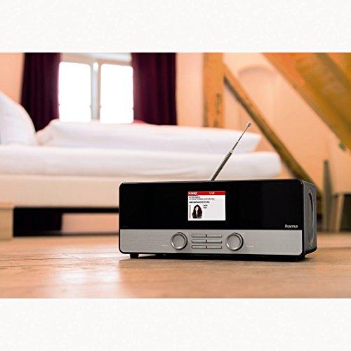 Hama Internetradio DIR3100 (WLAN / LAN / DAB+ / DAB / FM) - 21