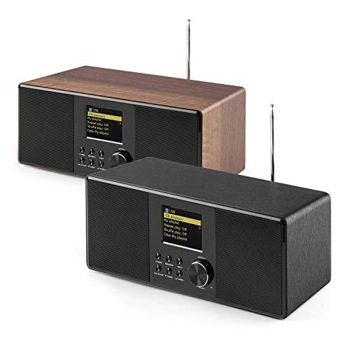 Auna Connect 150 Design DAB+/ Wlan Radio - 4