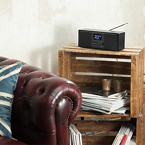 Auna Connect 150 Design DAB+/ Wlan Radio - 3