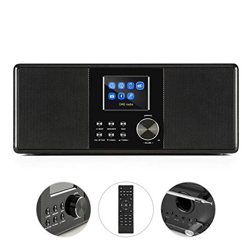 Auna Connect 150 Design DAB+/ Wlan Radio - 4