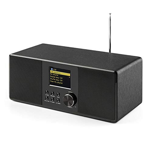 Auna Connect 150 Design DAB+/ Wlan Radio - 5