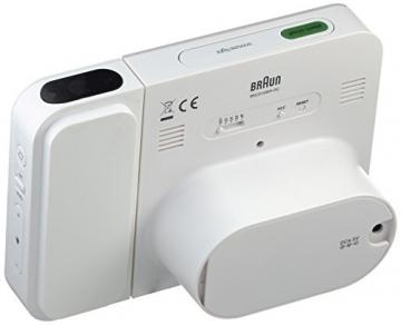 Braun BNC015 Projektionswecker, weiß 3