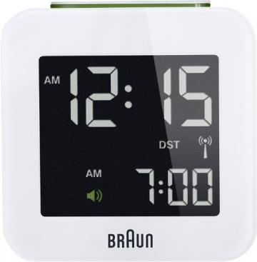 Braun BNC008WH-RC Funkwecker 1