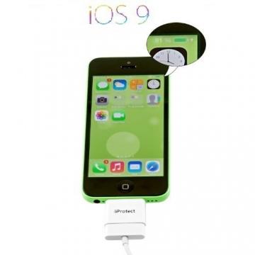 Original iProtect® Premium 30-polig auf 8 Pin iPhone Adapter Dockingstation 1