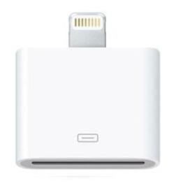 Original iProtect® Premium 30-polig auf 8 Pin iPhone Adapter Dockingstation