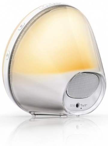 Philips HF3520/01 Wake-Up Light Lichtwecker 1
