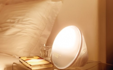 Philips HF3520/01 Wake-Up Light Lichtwecker 5
