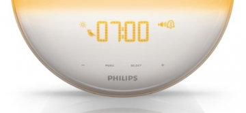 Philips HF3520/01 Wake-Up Light Lichtwecker 7