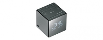 Sony XDR-C1DBP Radiowecker mit DAB+ 1