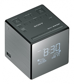 Sony XDR-C1DBP Radiowecker mit DAB+